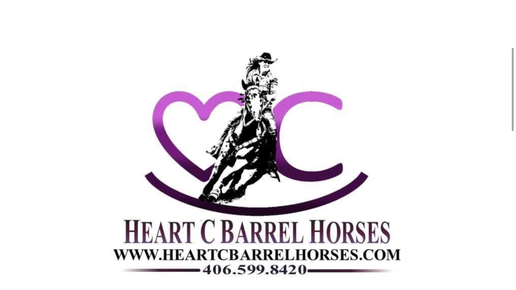 Heart C Barrel Horses
